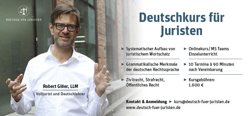 mehr über den Deutschkurs
